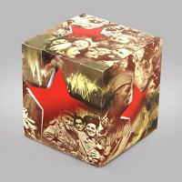 Коробка под кружку Фронтовики