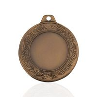Медаль корпусная MK113d бронза D медали 40мм, D вкладыша 25мм