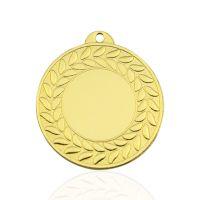 Медаль корпусная MK219a золото D медали 45мм, D вкладыша 25мм