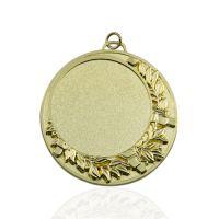 Медаль корпусная MK94a золото D медали 70мм, D вкладыша 50мм