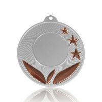 Медаль SC102-50SC бронза D50мм, D вкладыша 25мм