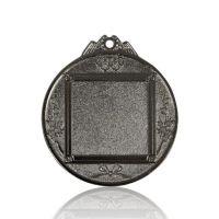 Медаль Zj-M786 серебро D65мм, D вкладыша 40мм, задний вкладыш 35х35мм