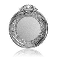 Медаль Zj-M812 серебро D65мм, D вкладыша 40мм