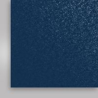 Пленка термотрансферная, голубая с блестками, 500мм x 50м