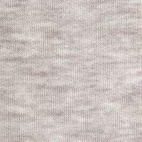 Толстовка женская футер с начесом, хлопок 320 г/м.кв., бежевый меланж 42 (XS)